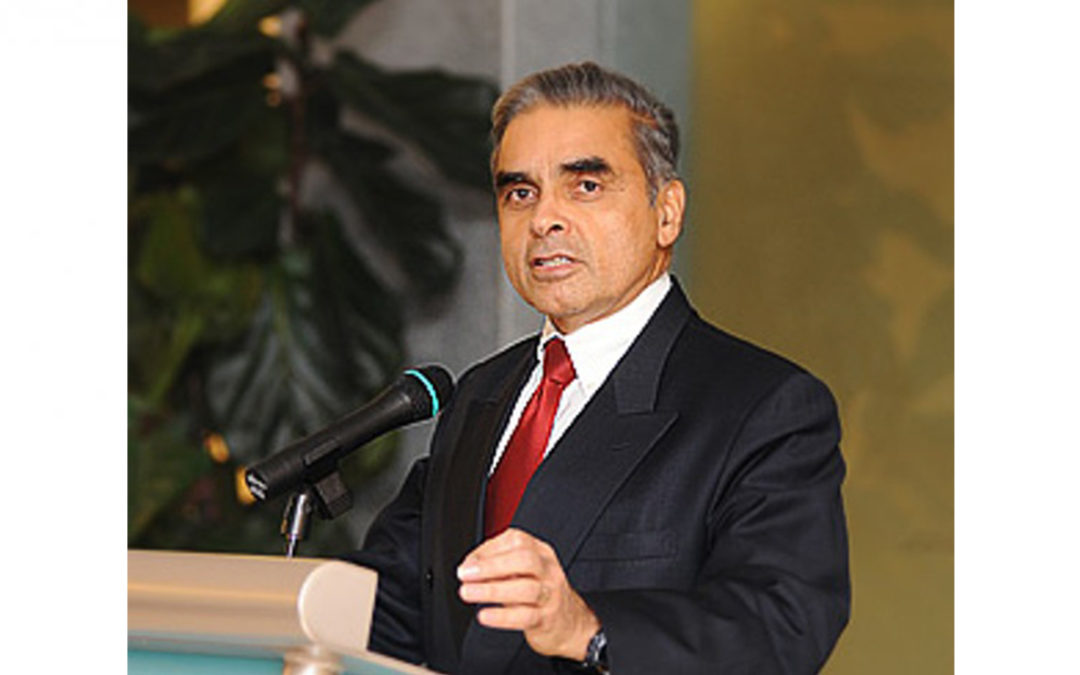 Lecture by Dean Kishore Mahbubani at the Dili Convention Centre | Timor-Leste Ministry of Finance