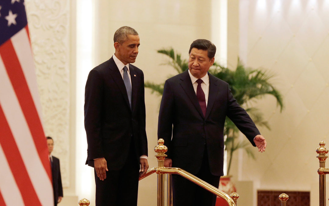 Why Britain Joining China-Led Bank Is a Sign of American Decline | The Huffington Post