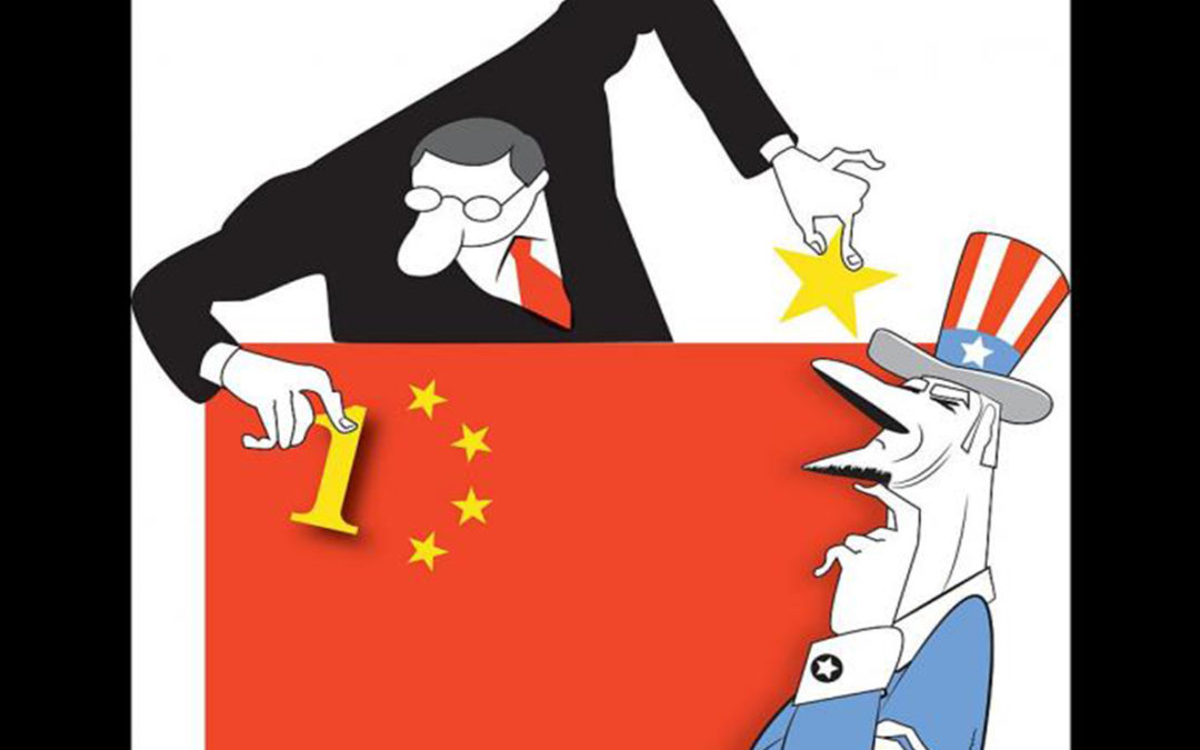 What happens when China becomes No. 1?, Opinion News & Top Stories | The Straits Times