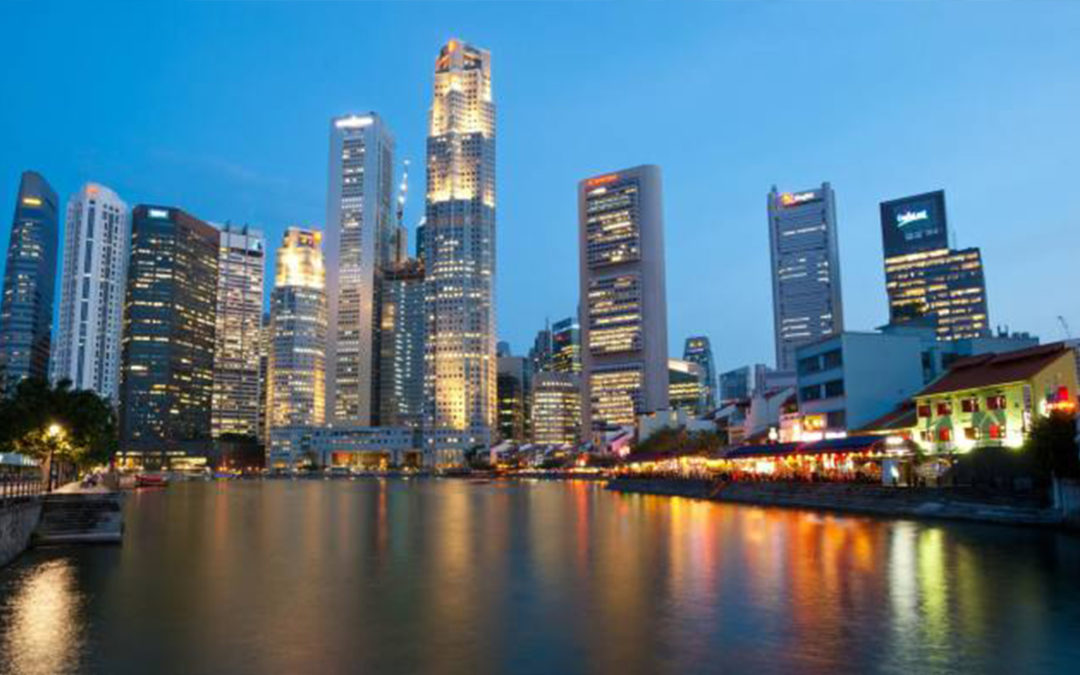 The city state of Singapore braces itself for challenges to come