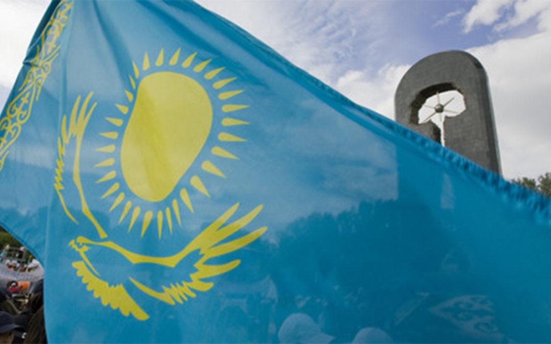 How Kazakhstan can make geopolitical waves | World Economic Forum