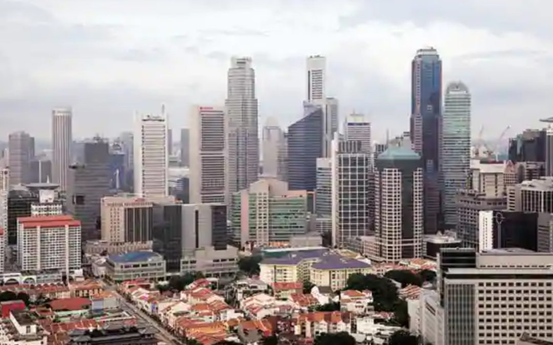 Using Singapore for India's benefit