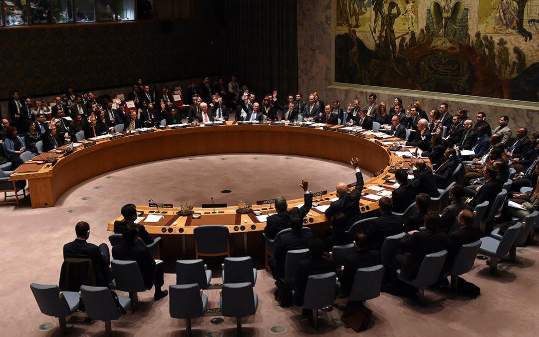 Rethinking sanctions