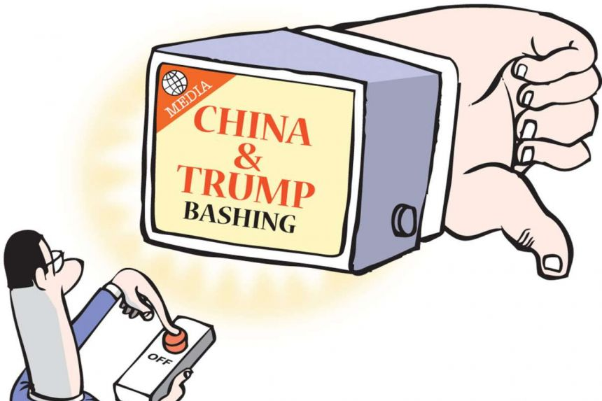 Treat China and Trump with respect in 2017 , Opinion News & Top Stories | The Straits Times
