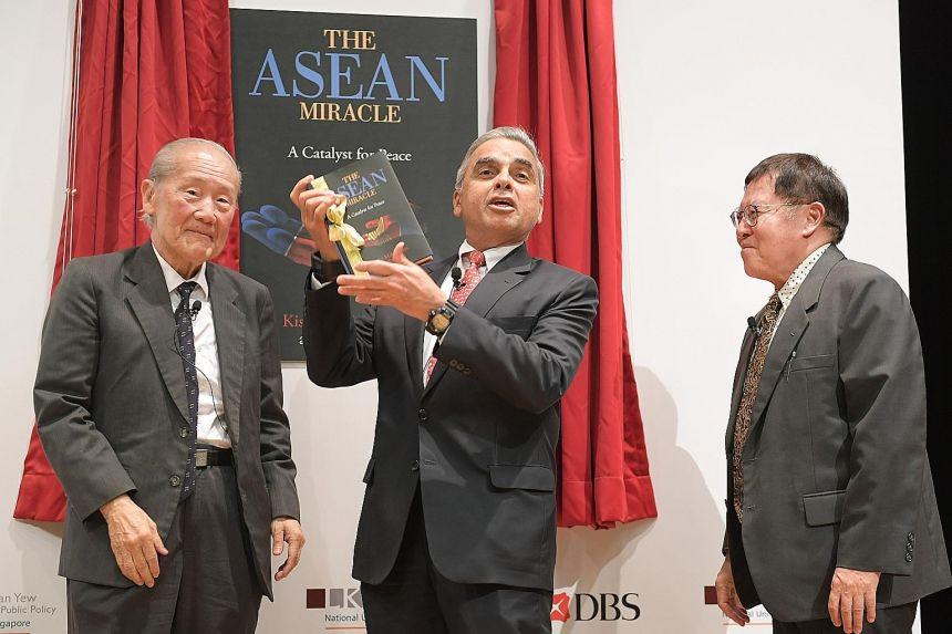 Asean deserves a Nobel Peace Prize, says Kishore Mahbubani, SE Asia News & Top Stories | The Straits Times