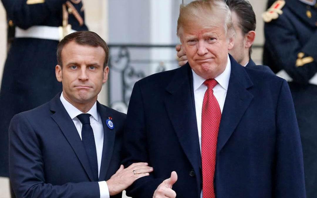 Trump, Macron, and the Poverty of Liberalism by Kishore Mahbubani – Project Syndicate