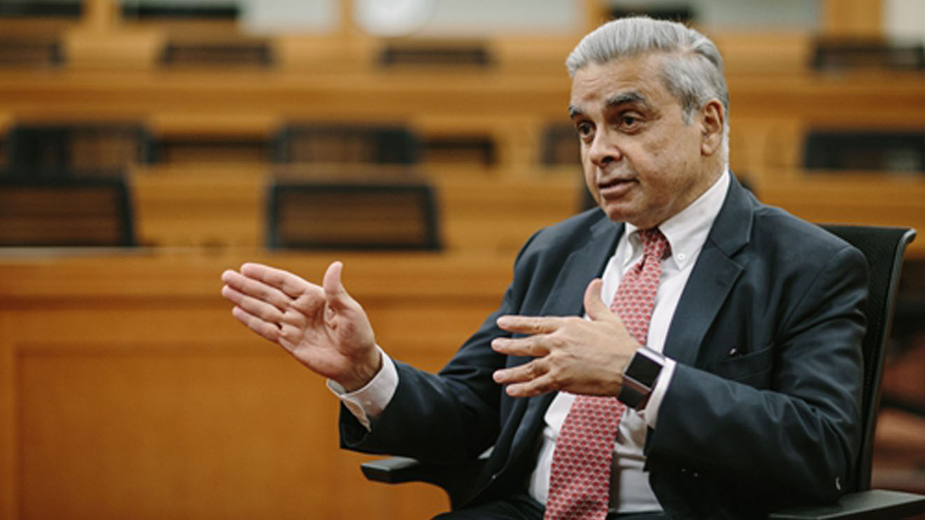 HK people must understand they've become a pawn: Mahbubani –  Global Times