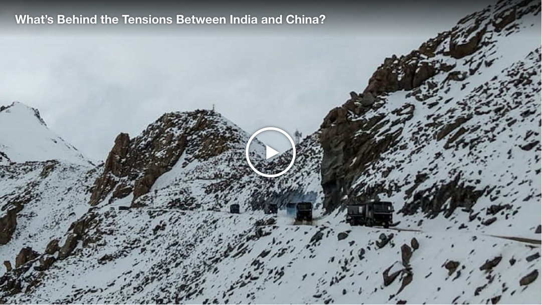 What's Behind the Tensions Between India and China? | Bloomberg